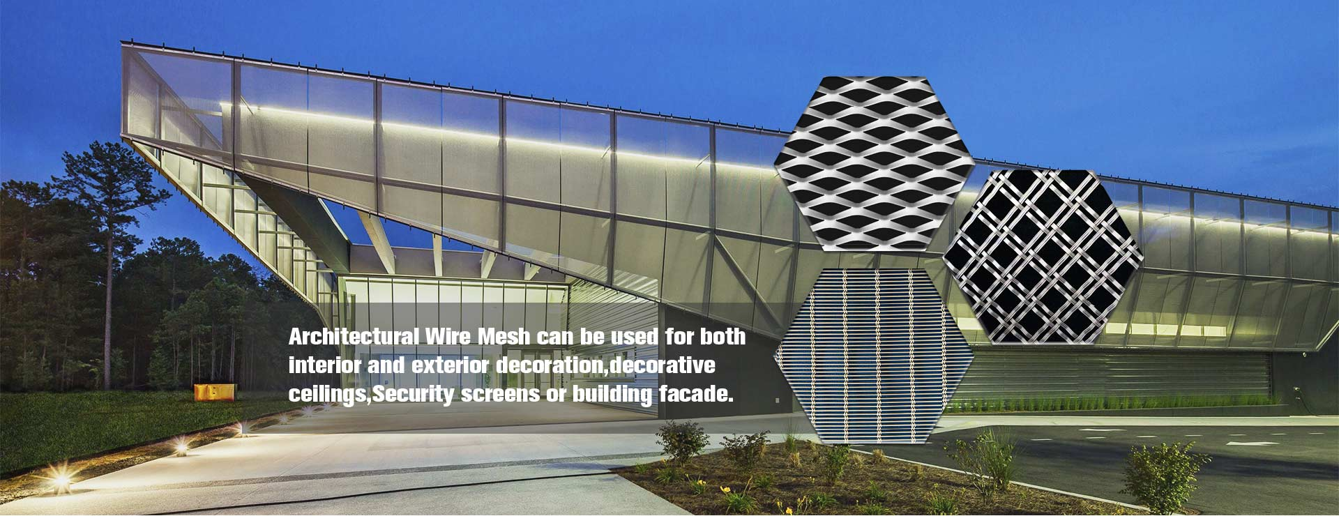 Architectural Mesh