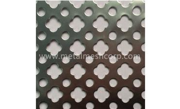 Decorative Perforated Metal Mesh