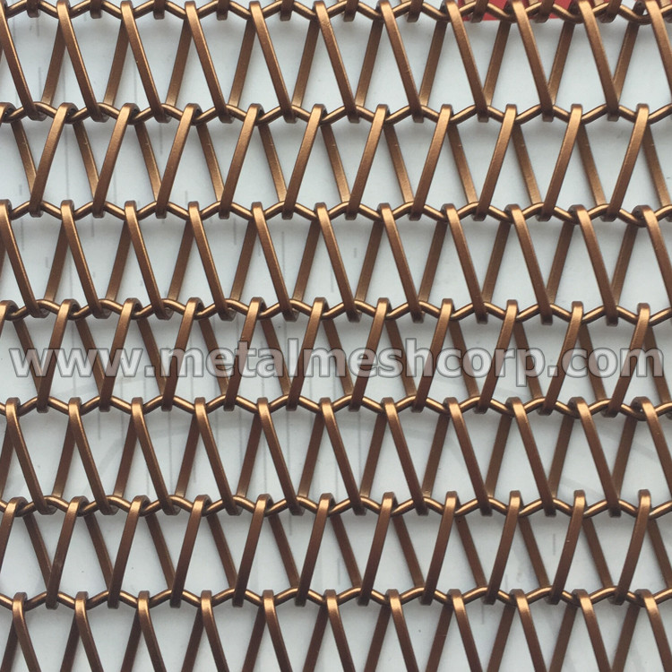 Our Company has Architectural Woven Mesh on sale.