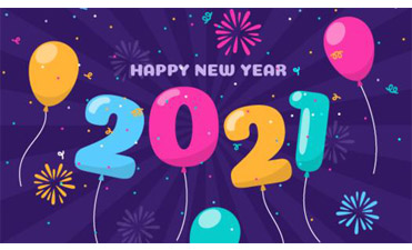 HEBEI METAL MESH CORP Wishes you a Happy New Year