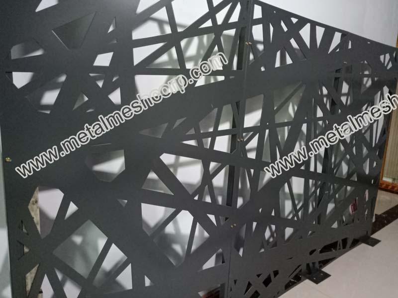 Decorative Laser Cutting Screens