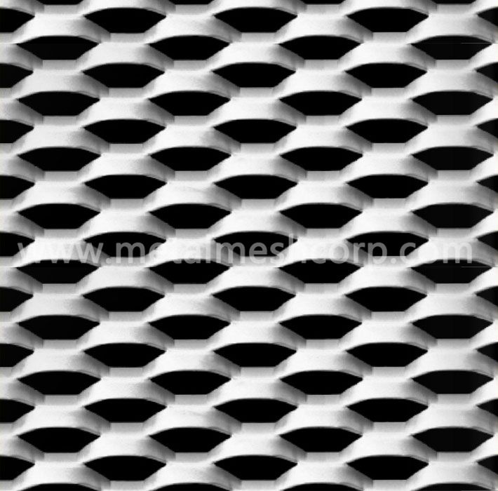 Decorative Expanded Metal Screen Mesh