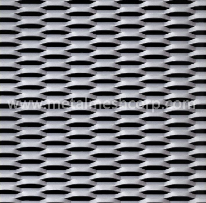 Diamond Stretched Expanded Metal Mesh