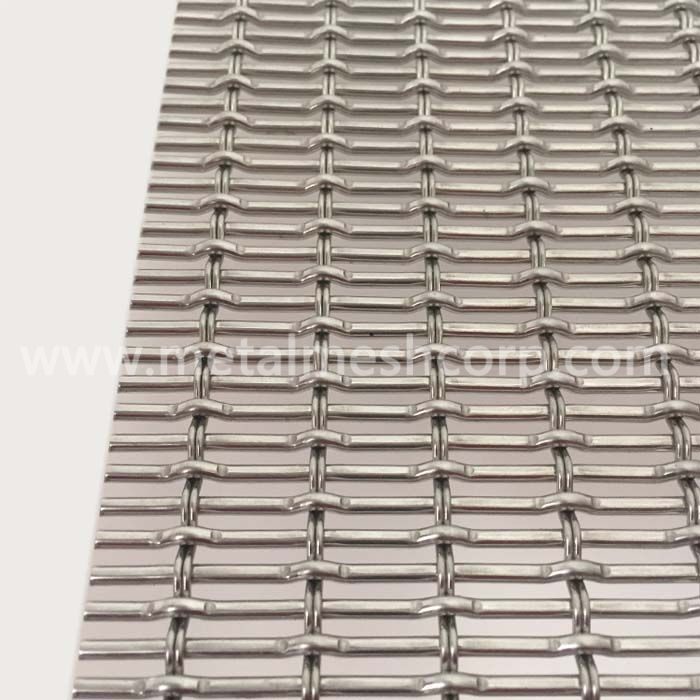 Architectural Decorative Spiral Chain link Mesh