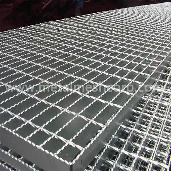 Serrated Surface Welded Bar Grating