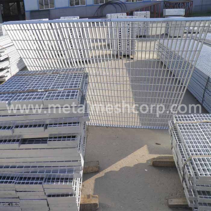 Hot Dipped Galvanized Steel Grating Bar