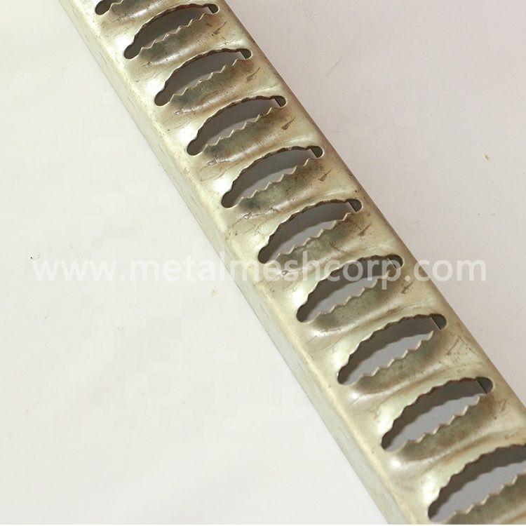 Crocodile hole Aluminum Ladder Rung