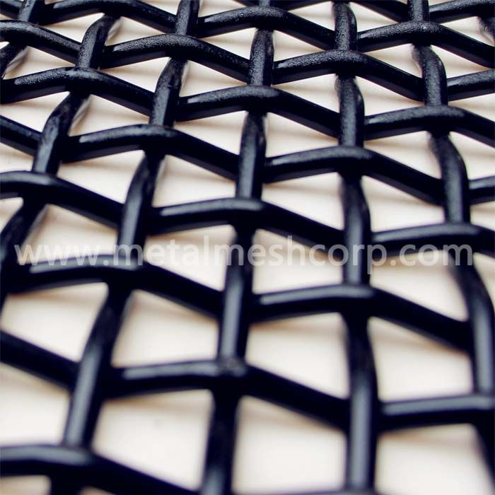 Woven Wire Screen Crusher Vibrating Screen Mesh