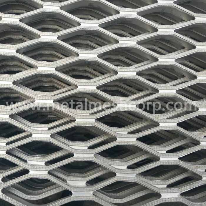 Aluminum Mesh Catwalk Grating