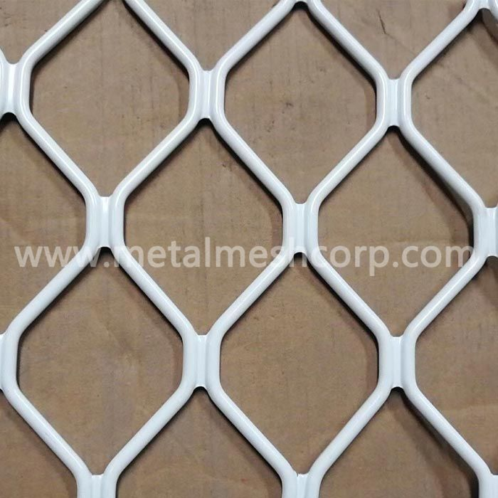 Decorative Aluminum Grid Mesh