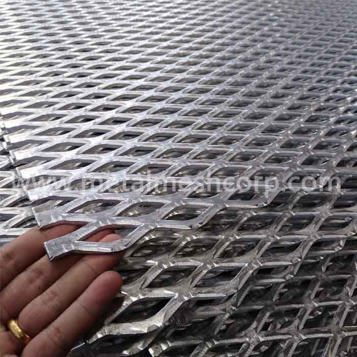 Hot Dipped Galvanized Expanded Metal