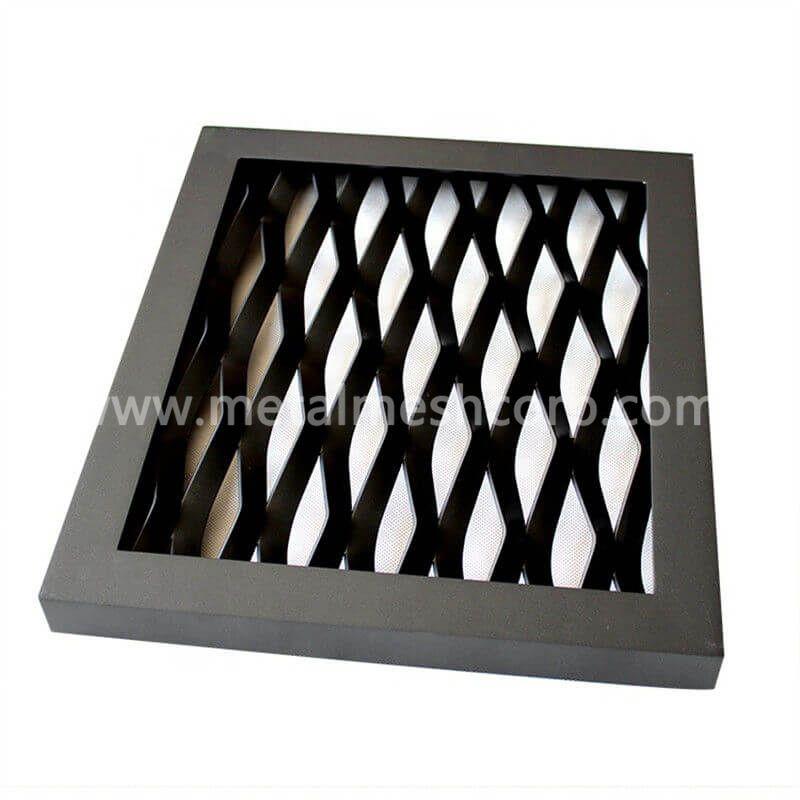 Decorative Aluminum Metal Mesh Panels