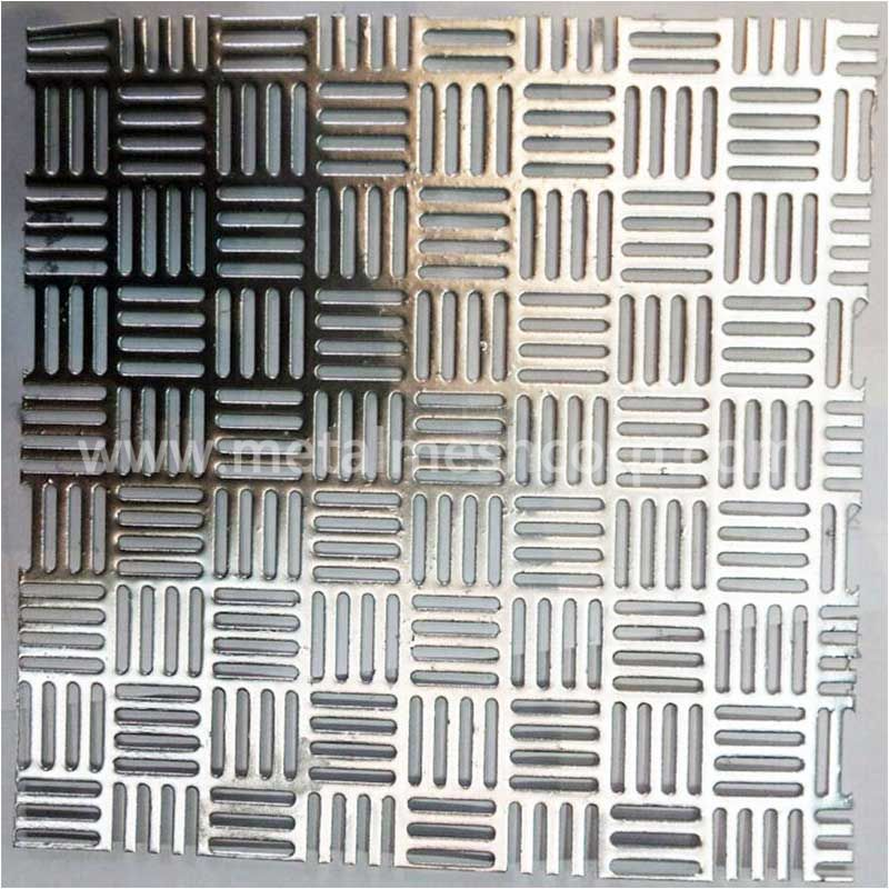 Decorative Aluminum Perforated Sheet