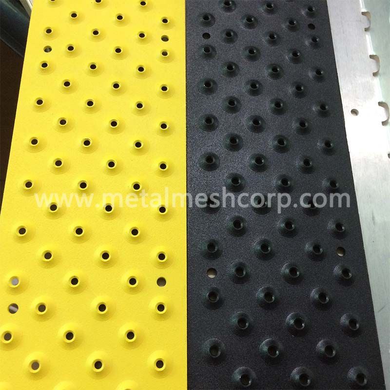 Decorative Aluminum Perforated Panels
