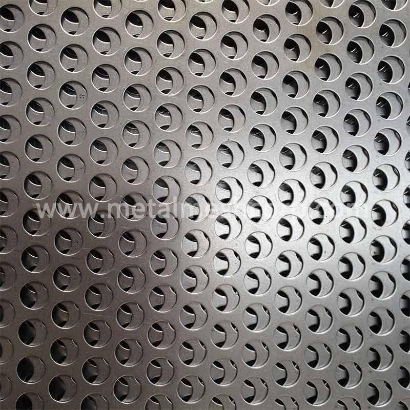 Micro Hole Aluminum Perforated Sheet