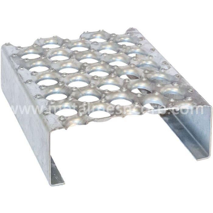 10 inch Perf O Grip Aluminum Grating