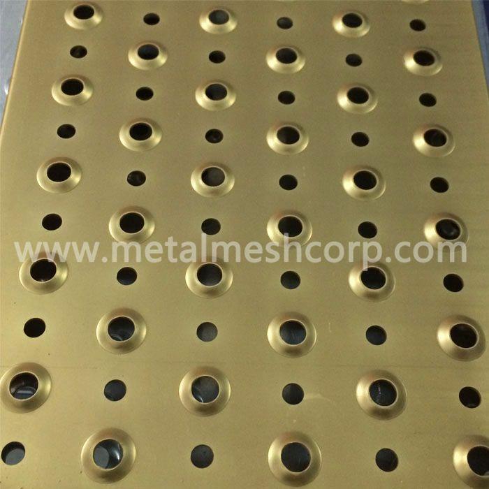 Aluminum Metal Safety Grating