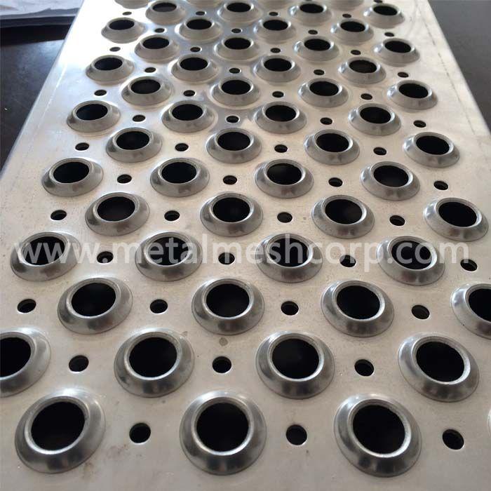 Aluminum Anti-Skid Plate