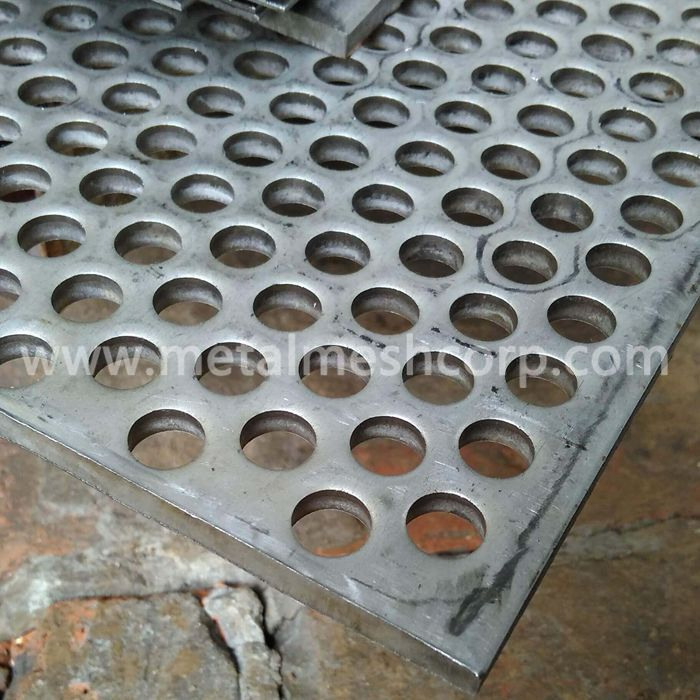 Stainless Steel 304 Perforated Metals