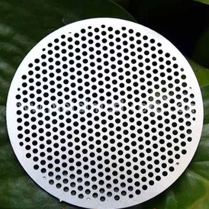 Etched Perforated Plate