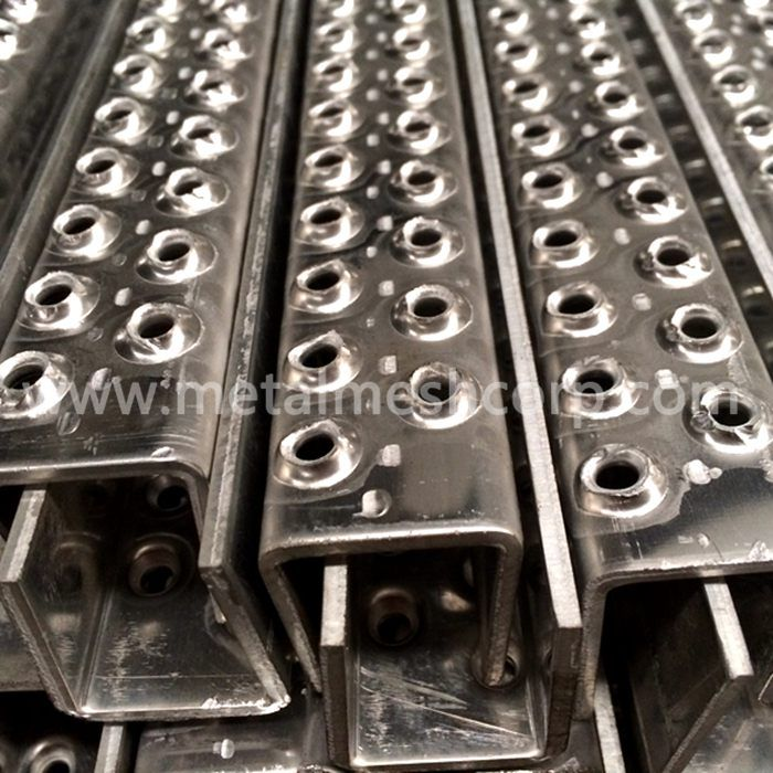 2 Row Stock Ladder Rung