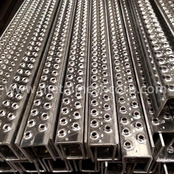 2 Row Stock Ladder Rung