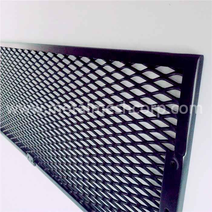 Interior Decorative Aluminum Expanded Mesh