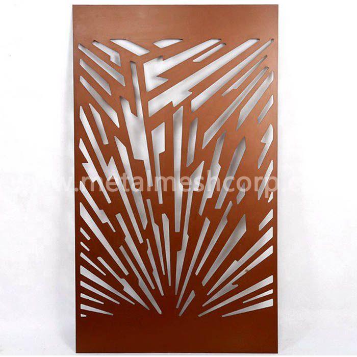 Decorative Laser Cut Wall Panels