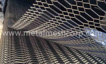 How to Choose Galvanized Gothic Expanded Mesh?