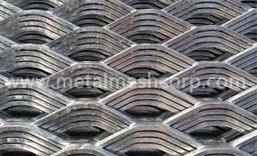 Is Hot Dipped Galvanized Expanded Metal Mesh Suitable for Use in Underground Parking?