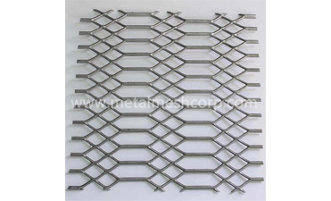 Expanded Metal Mesh damage too fast solution