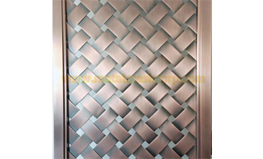 We have new products Decorative Architectural Mesh