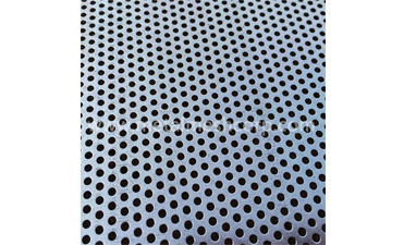 What aspects determine the quality of Galvanized Perforated Metal Mesh?
