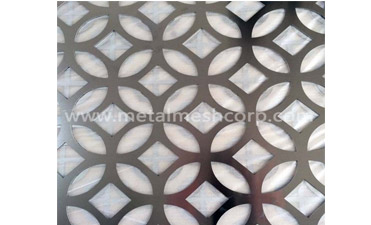 Application of Architectural Perforated Mesh in the construction industry