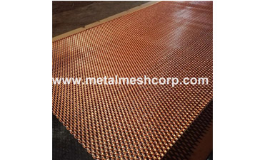 Our company has Copper Expanded Metal online.