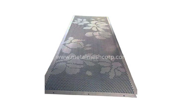 Decorative Perforated Wall Cladding is online.
