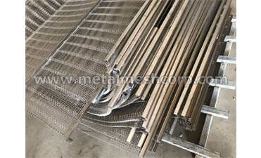 Our Company Has SS316 Architectural Woven Mesh for Balustrade on Sale.
