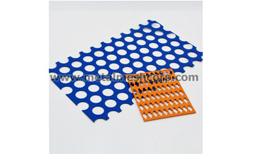 What are the Characteristics of Decorative Expanded Mesh?