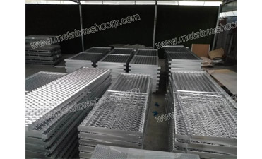 Our Company Has Aluminum Expanded Mesh Facade on Sale.