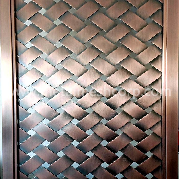 Stainless Steel Architectural Wire Mesh
